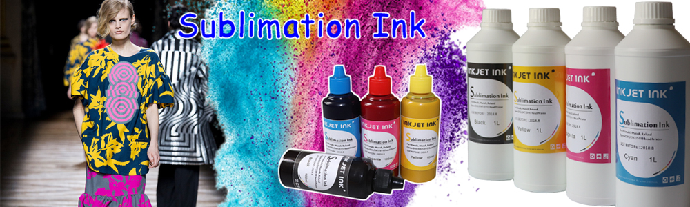 Sublmation ink