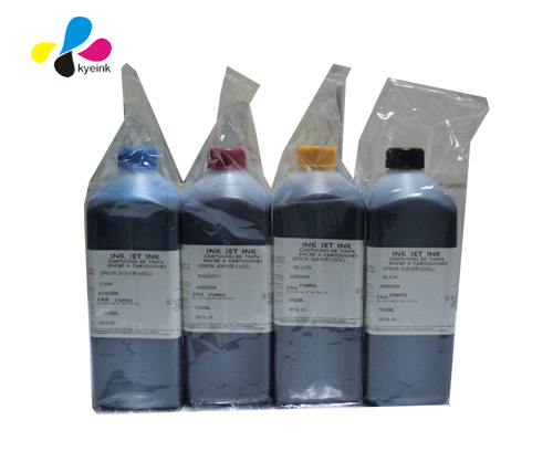 Eco solvent dye ink for epson  1390 1410 T1110 R230 printers