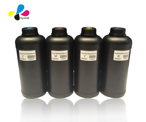 UV curable ink for Ricoh Gen5/Konica Spectra printer