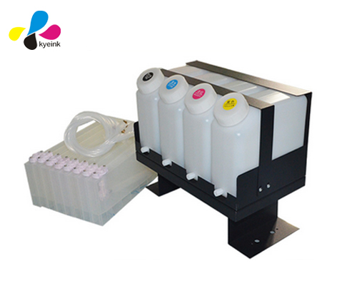 4 tank with 8cartridge bulk continuous ink supply system for Roland Mutoh Mimaki