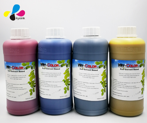 wit color eco solvent ink ink with high outdoor life